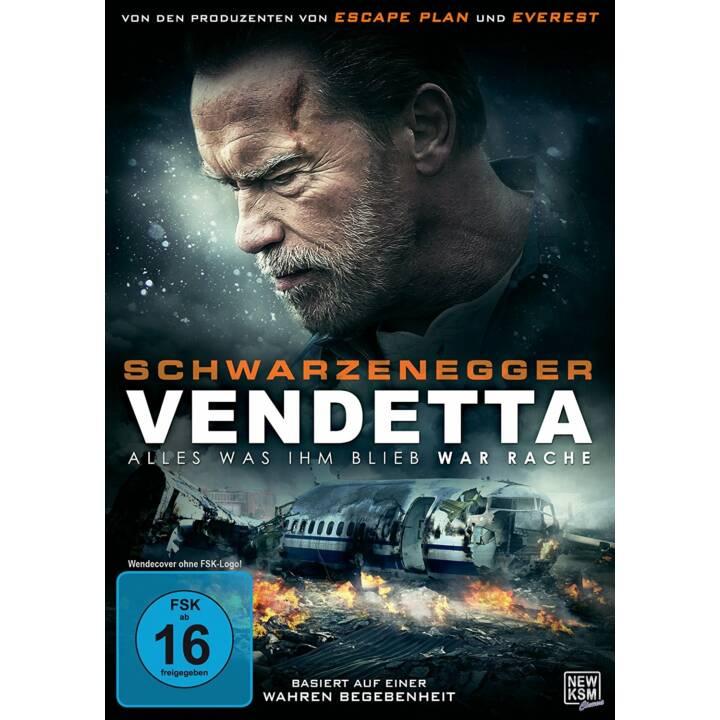 Vendetta - Tout ce qu'il lui restait c'était la vengeance