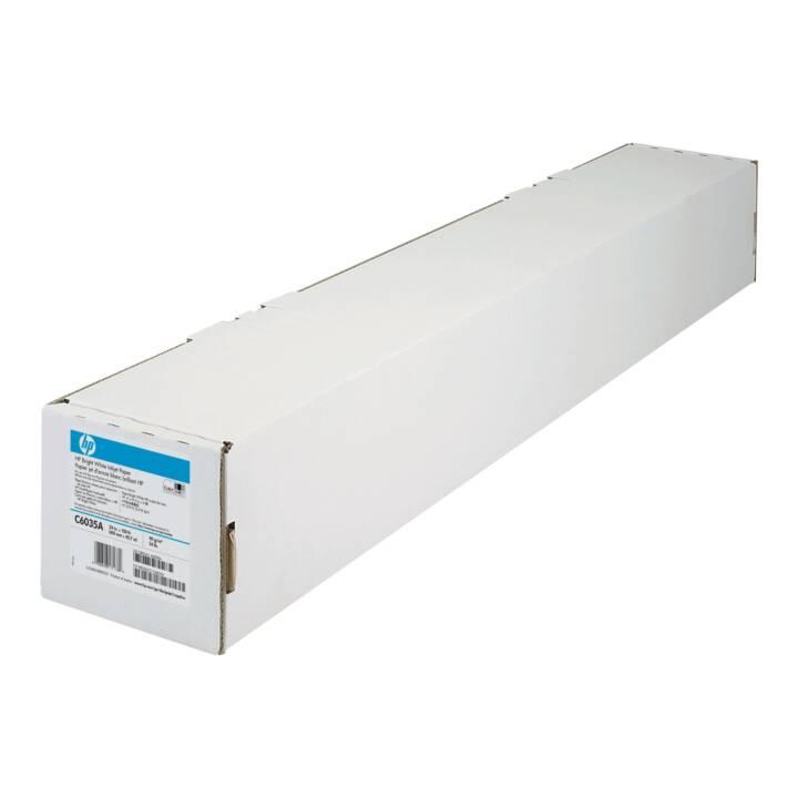 "Carta HP Plotter 23.4"" 90 g (Q1445A) Bianco alto"