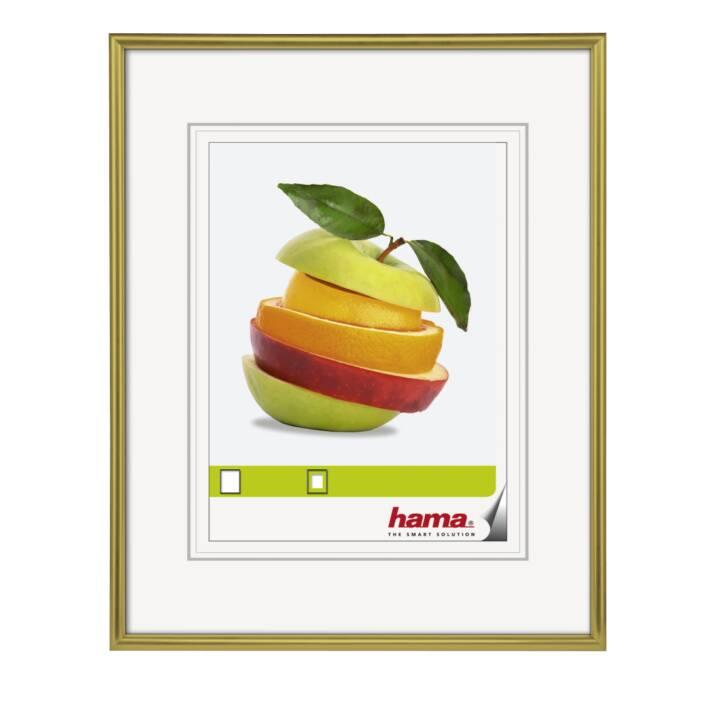 "HAMA telaio in plastica ""Sevilla Dekor"", oro opaco, 10 x 15 cm"