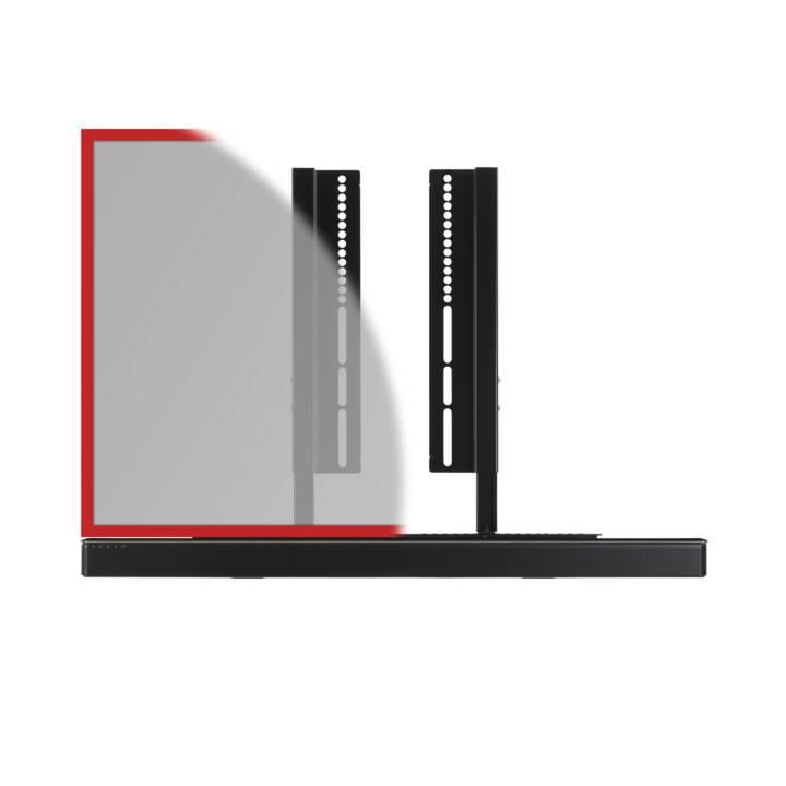 SOUNDXTRA Wandhalterung Adapter (Schwarz)