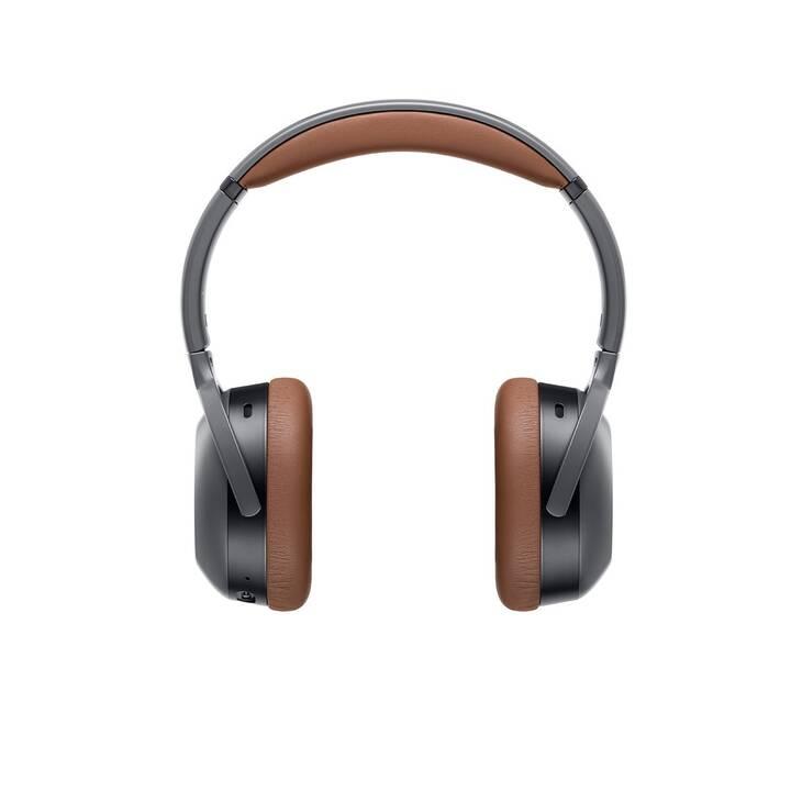 BEYERDYNAMIC Lagoon ANC Explorer 1100 mAh (Over-Ear, Bluetooth 4.2, Bluetooth, Braun, Grau)