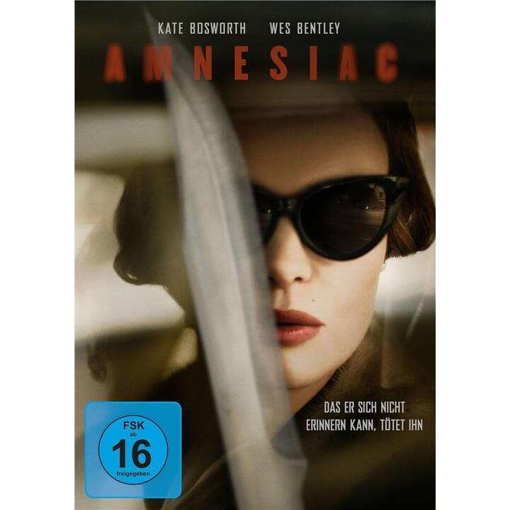 Amnesiac (DE, EN)