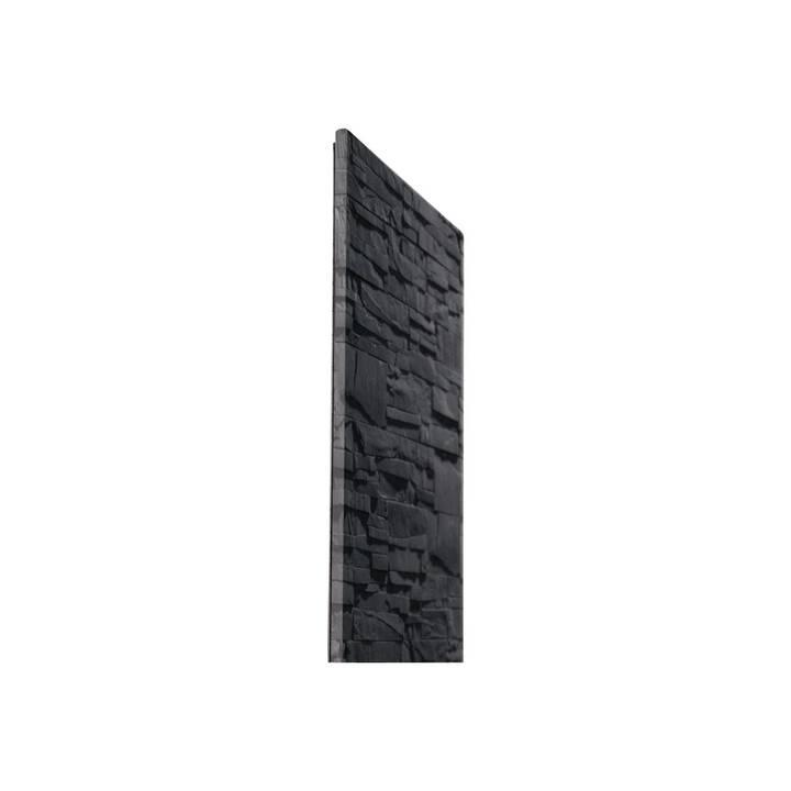 SIGEL Artverum Magnethaftendes Glassboard (46 x 91 cm, Anthrazit)