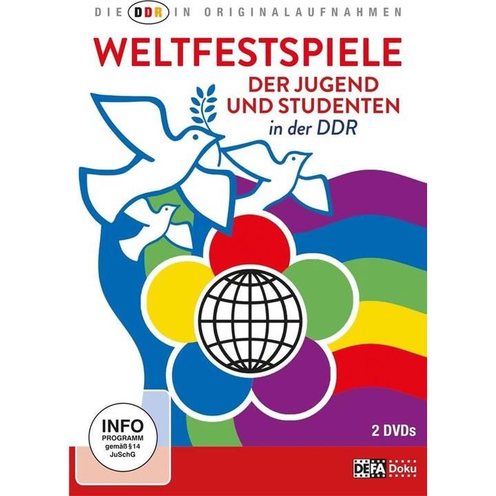Weltfestspiele der Jugend und Studenten  (DE)