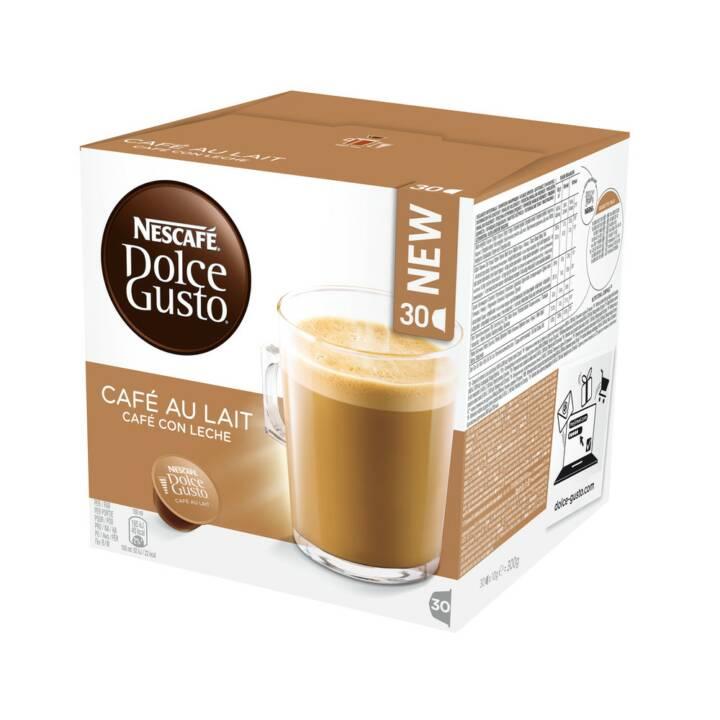 NESCAFÉ Capsules de Café Dolce Gusto Café au lait (30 pièce)