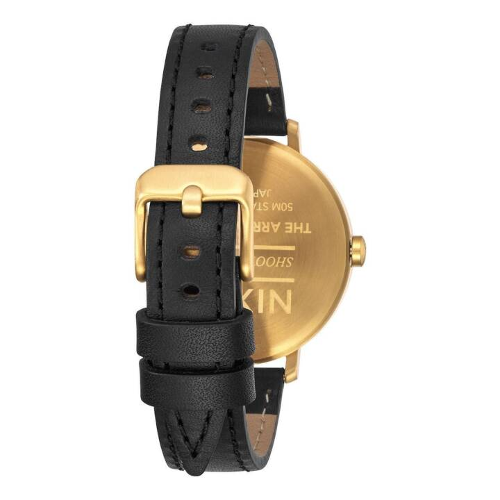 NIXON Arrow Leather (Analoguhr, 38 mm)