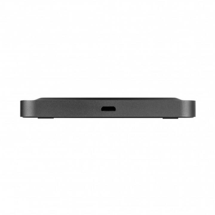 XQISIT 32036  Wireless Ladegerät (1100 mA, 10 W, Mikro USB)