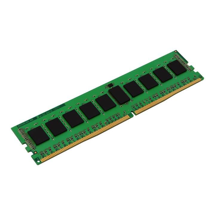KINGSTON TECHNOLOGY 1RX4 (1 pièce, 16 Go, DDR4-SDRAM, DIMM 288-Pin)