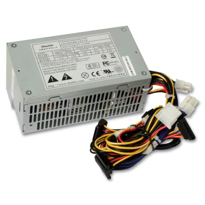 Alimentazione elettrica SHUTTLE, 450 W, grigio