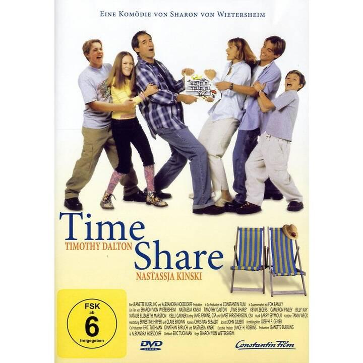 Time share (DE, EN)