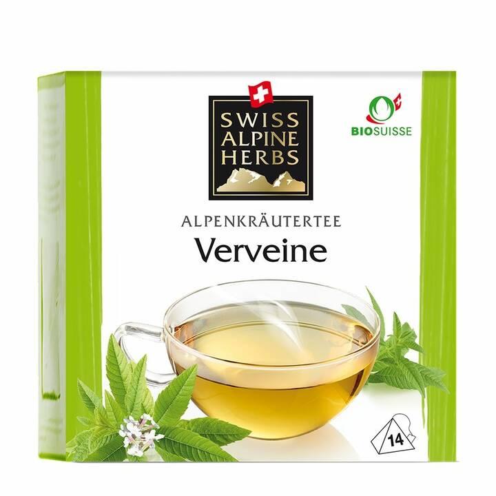 SWISS ALPINE HERBS Tè d'erbe (Bustina di tè, 14 pezzo)