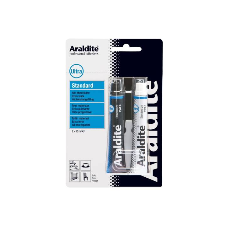 TESA SE Araldite adhésif bicomposant standard 50633-00000