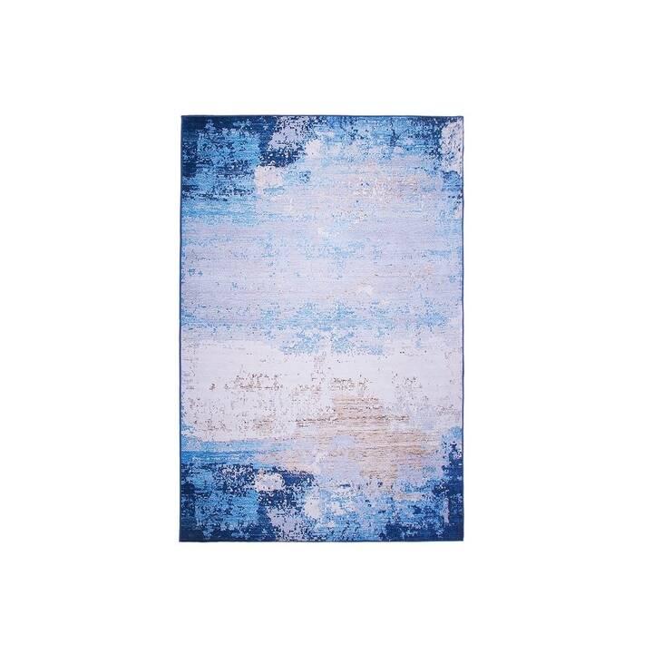 BELIANI Tappeto Inegol (140 cm x 200 cm, Blu)
