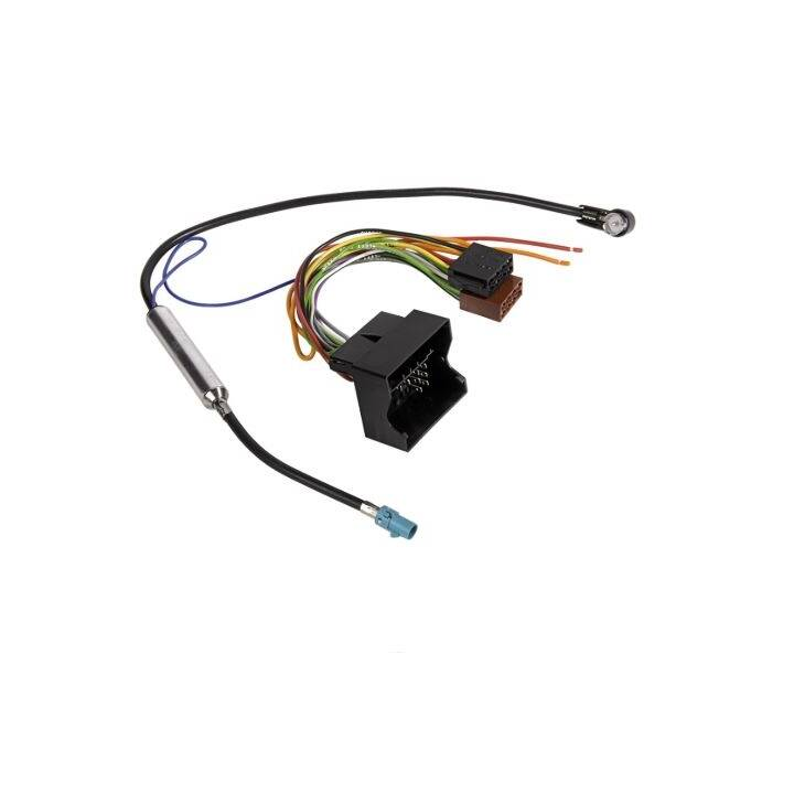 Adaptateur voiture HAMA ISO pour Opel