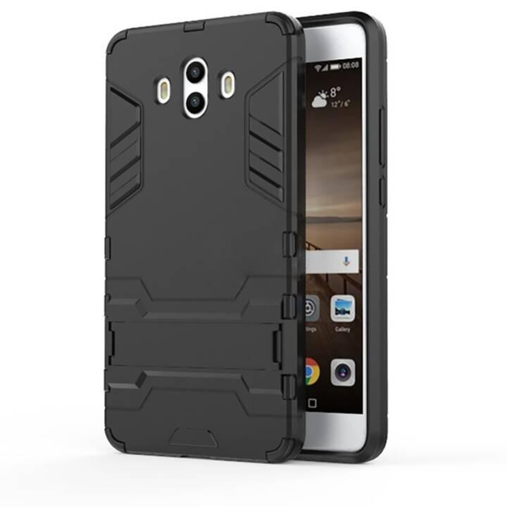 EG Mornrise Backcover mit Ständer für Huawei Mate 20 Lite - Schwarz