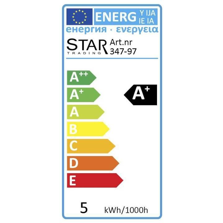 STAR TRADING LED Birne (GX53, 5 W)