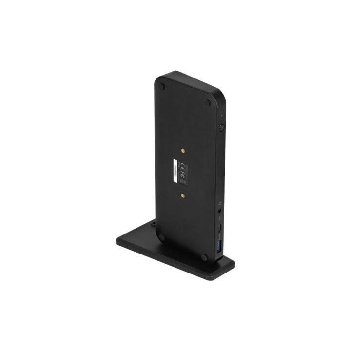 DELOCK Dockingstation 87746 (HDMI, 2 x DisplayPort, USB Typ-C, 3 x USB 3.1 Typ-A)