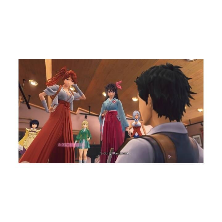 Sakura Wars Launch Edition (DE)
