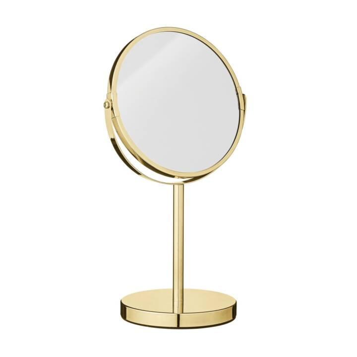 BLOOMINGVILLE Kosmetikspiegel (Gold)