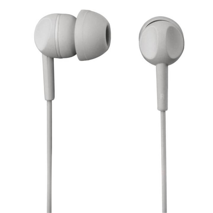 THOMSON Cuffie intrauricolari EAR3005GY Grigio