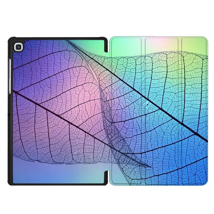 "EG MTT Housse pour Samsung Galaxy Tab S4 10.5"" - Feuilles"