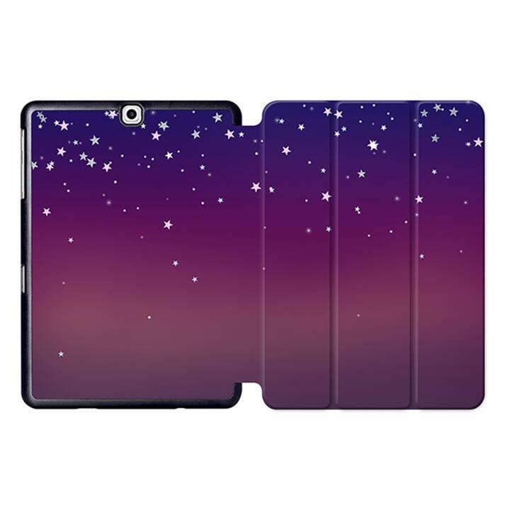 """EG MTT Sacoche pour tablette avec housse pliable Smart pour Samsung Galaxy Tab S2 9.7"""" - Stars MTT"""