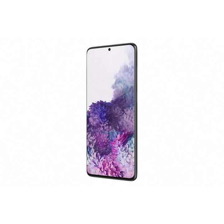 """SAMSUNG Galaxy S20+ (5G, 6.7"""", 128 GB, 64 MP, Cosmic Black)"""