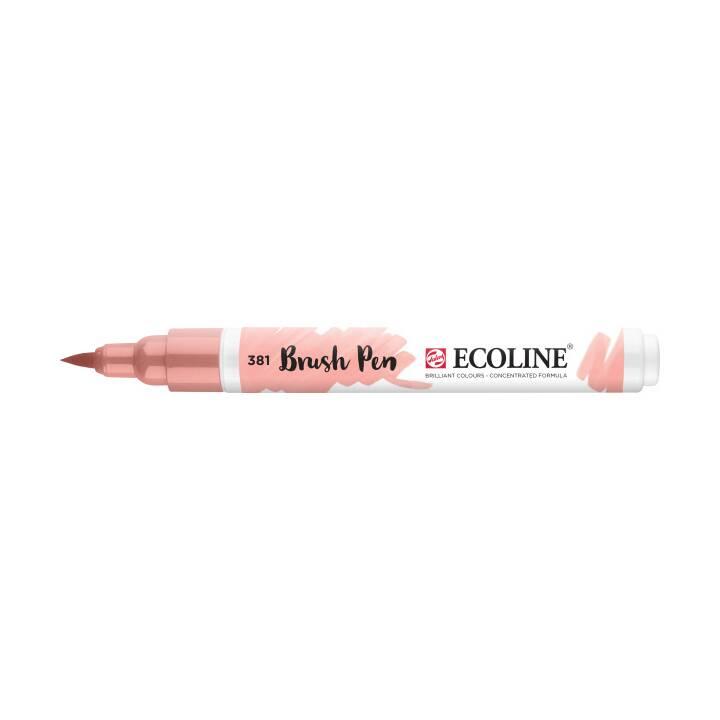 TALENS Ecoline Brush Pen, Pastellrot