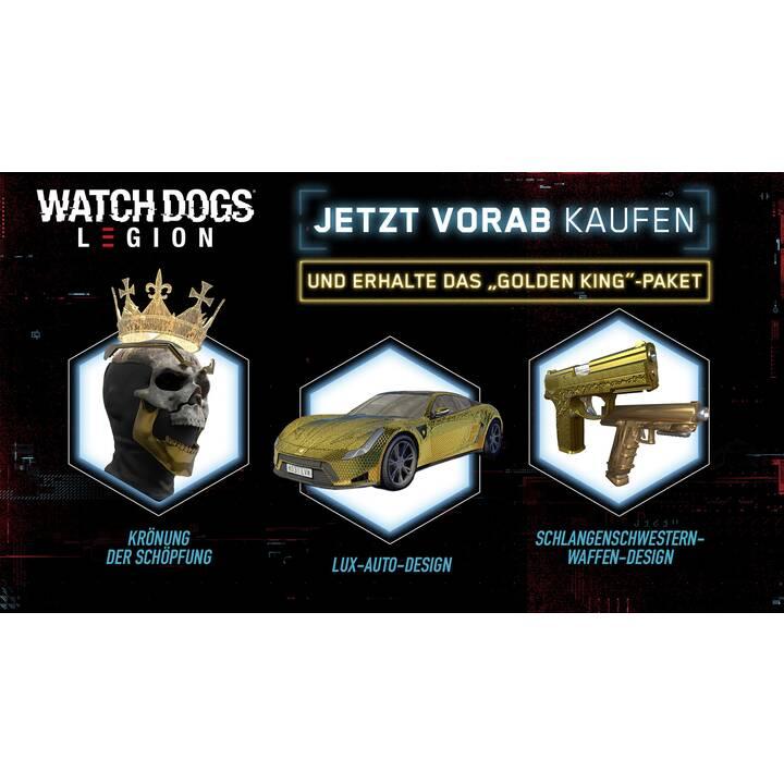 Watch Dogs: Legion (DE, FR, IT)