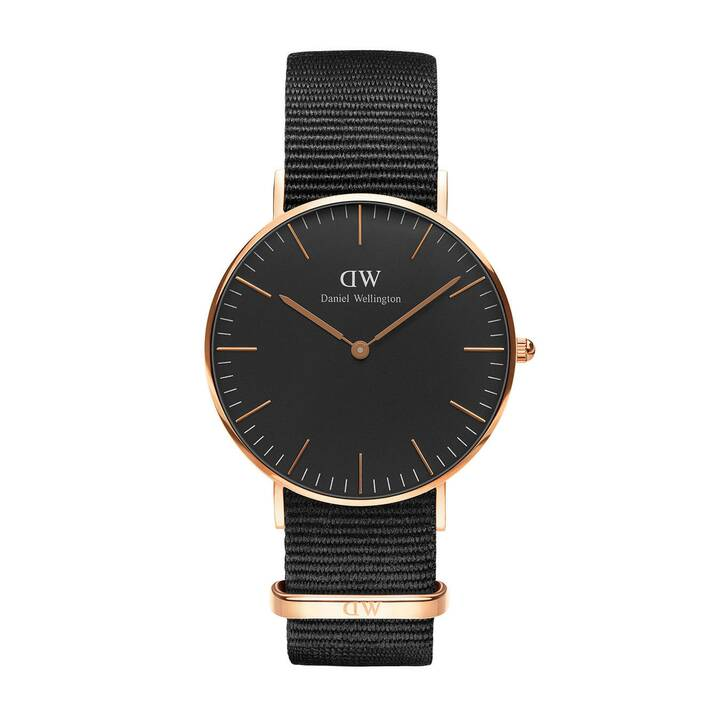 DANIEL WELLINGTON Classic Cornwall (36 mm, Orologio analogico, Quarzo)