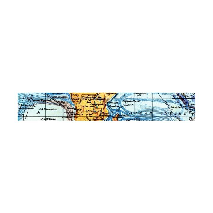 URSUS Masking Tape 30 mm x 10 m, Landkarte 6