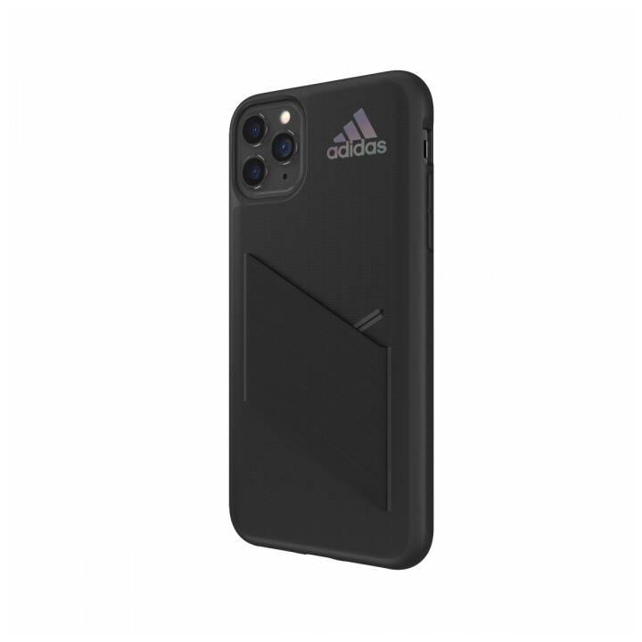 ADIDAS Backcover Protective Pocket  (iPhone 11 Pro Max, Nero)