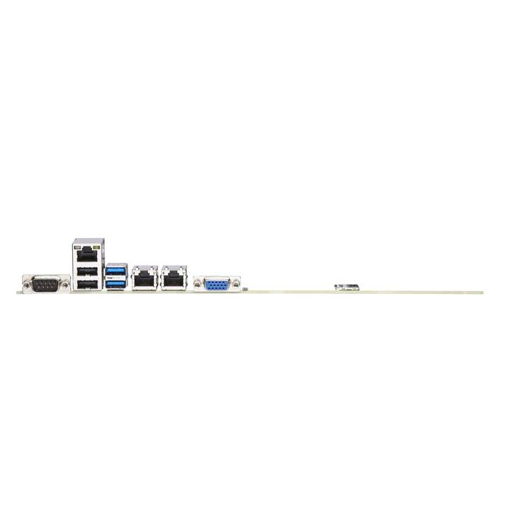 SUPERMICRO H11SSL-C REV 2.0 (SP3, System-on-Chip, ATX)