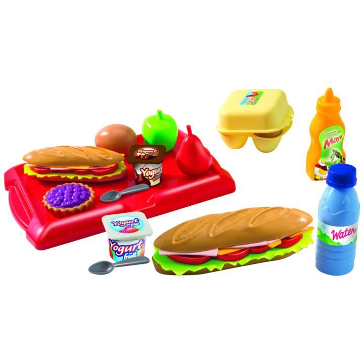 ÉCOIFFIER Sandwich box