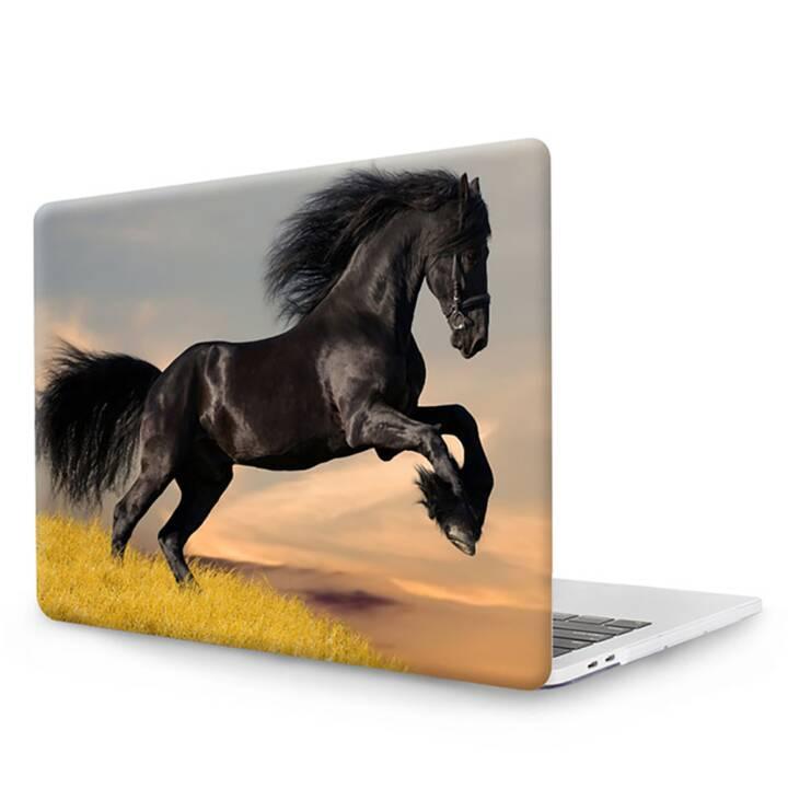 """EG MTT Cover pour MacBook Pro 13"""" Touch Bar - Horse"""