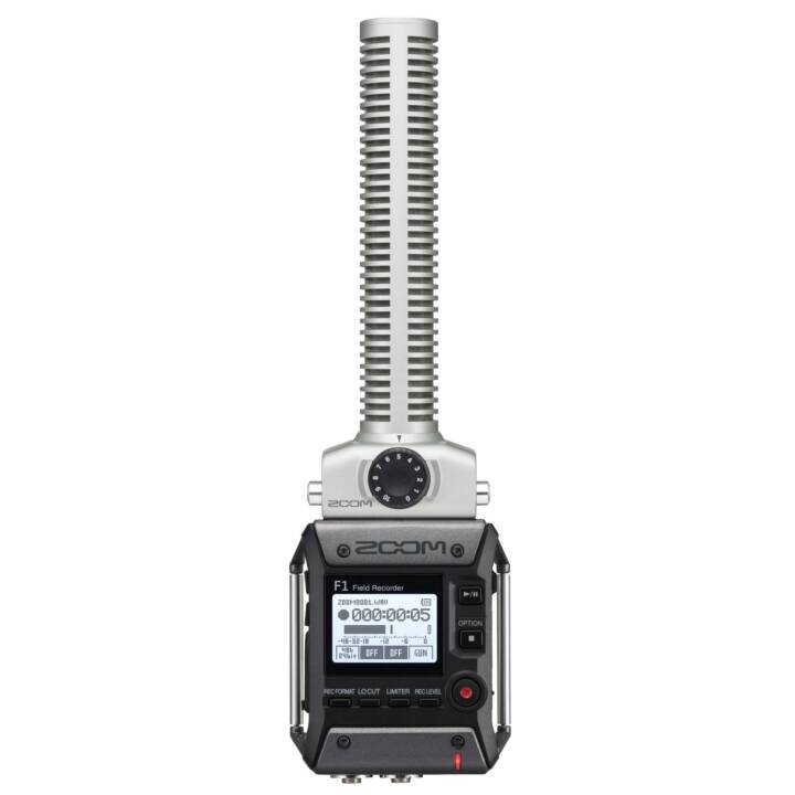 ZOOM INTERNATIONAL Recorder Zoom F1-SP