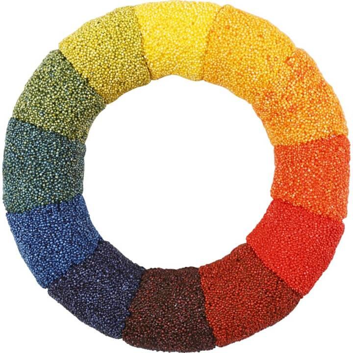 CREATIV COMPANY Modelliermasse (Mehrfarbig, 14 g)