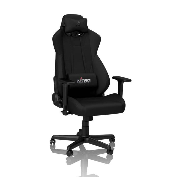 NITRO CONCEPTS S300 Gaming Chaise (Noir)