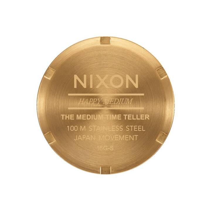 NIXON Medium Time Teller (Analoguhr, 31 mm)