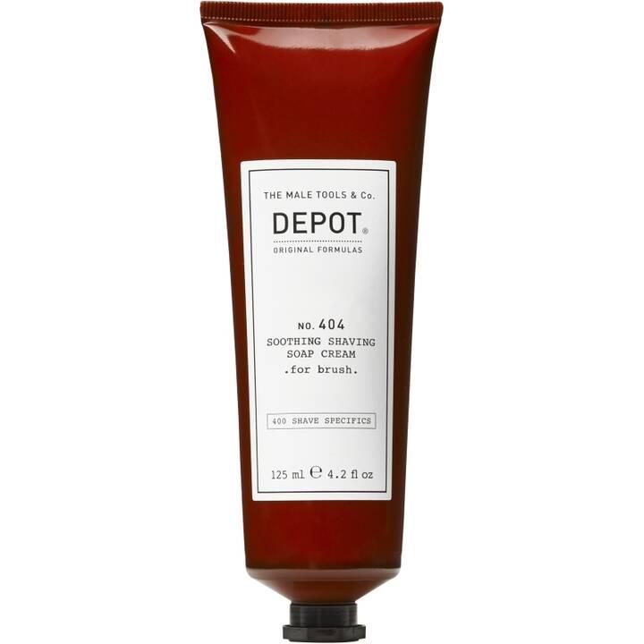 DEPOT Rasierseife Soothing Shaving Soap (125 ml)