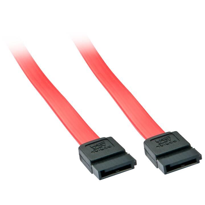 Câble LINDY SATA - 70 cm