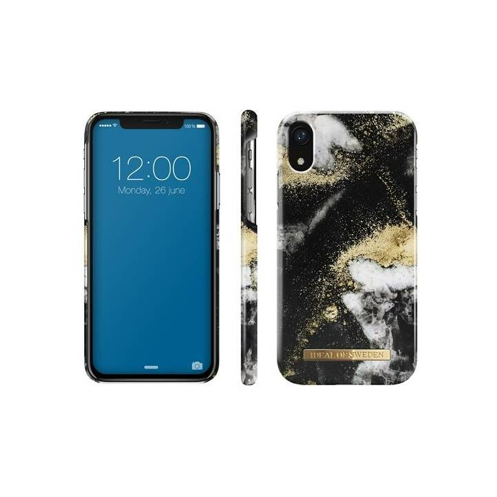 IDEAL OF SWEDEN Backcover Black Galaxy (iPhone XR, Multicolore)