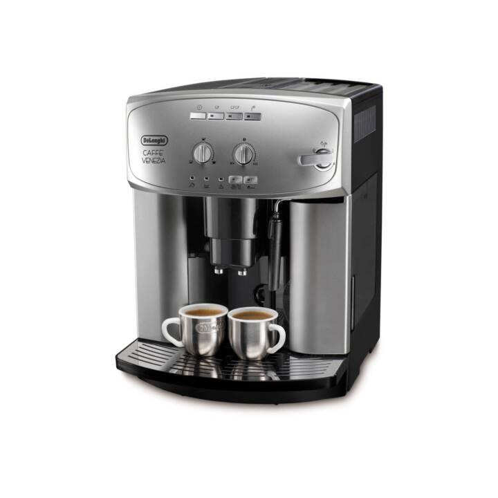 DELONGHI Caffè Venezia ESAM 2200 (Silber, 1.8 l, Kaffeevollautomat)