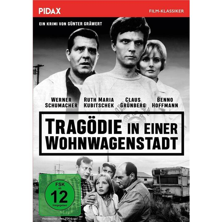 Tragödie in einer Wohnwagenstadt (DE)