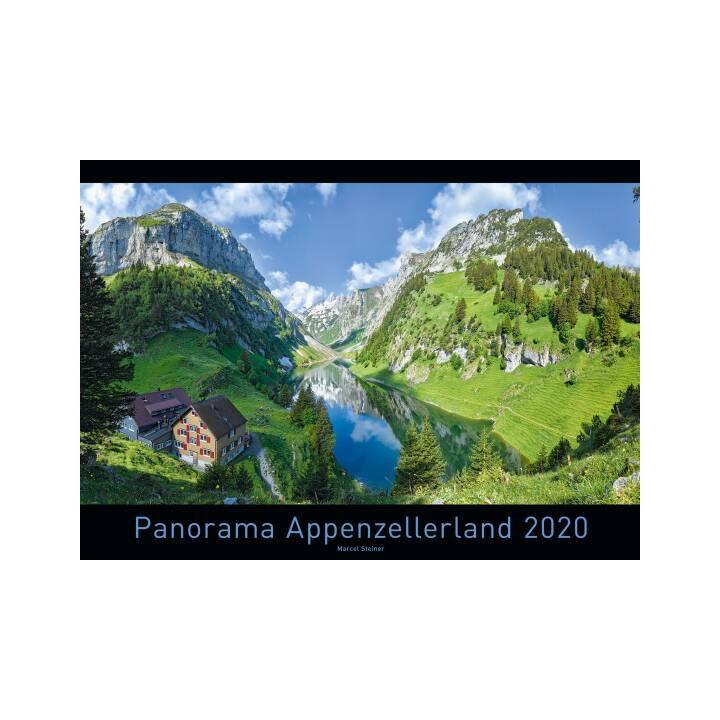 APPENZELLER VERLAG Calendario da muro 2020