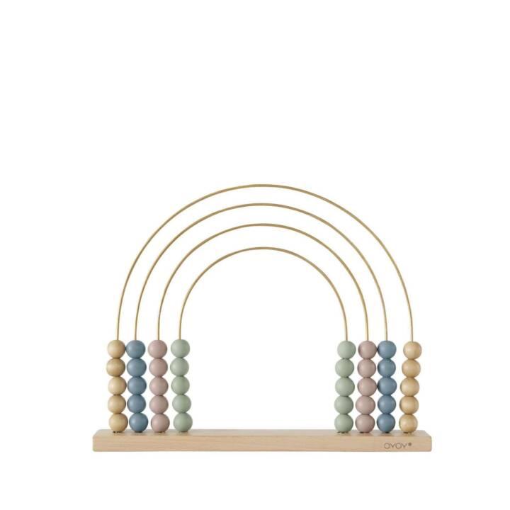 OyOy Abacus Rainbow L33 x H26,50 cm