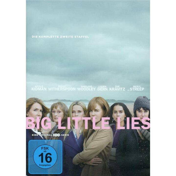 Big Little Lies Saison 2 (DE, EN, PL)