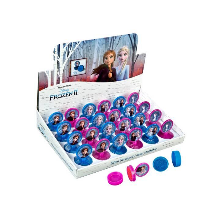 ROOST Bildstempel (Farbig assortiert, 24 Stück)