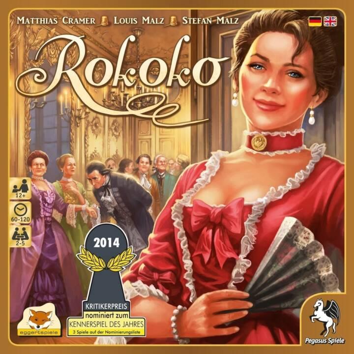 Giochi PEGASUS Giochi Rococò