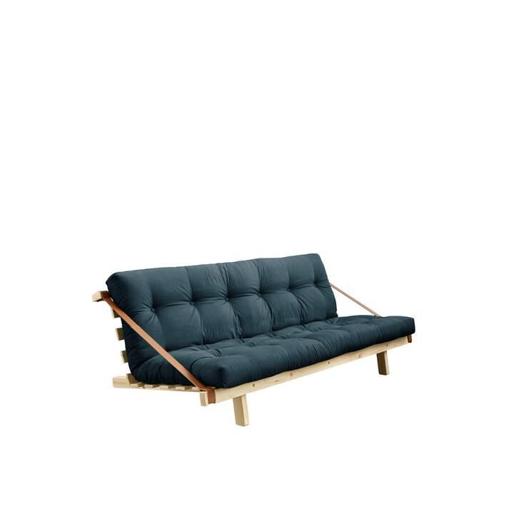 KARUP DESIGN Jump Divano letto (Cotone, Poliestere, Petrol, 203 cm x 106 cm)